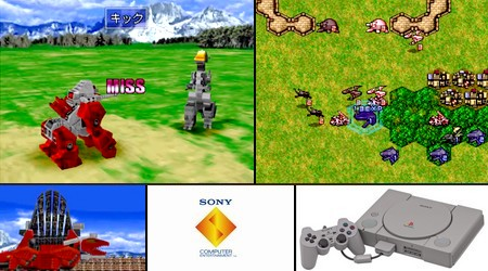 Zoids: Teikoku vs Kyouwakoku - Mecha Seita no Idenshi (NTSC-J PS1 PSX) download or buy