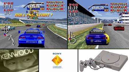 Zen Nihon GT Senahuken Max Rev. (NTSC-J) - Download buy ISO ROM (Bin Cue PS1 PSX) | EmuGun.Com