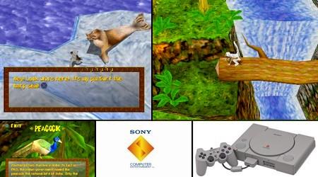 Zoboomafoo: Leapin' Lemurs (NTSC-U Eng US) - Download buy ISO ROM (Bin Cue PS1 PSX) | EmuGun.Com