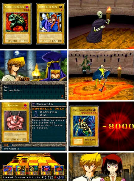 Yu-Gi-Oh: Forbidden Memories (NTSC-U US PAL EU Eng Ger Fr Spa Ita) - Download ISO ROM (Bin Cue PS1 PSX) | EmuGun.Com