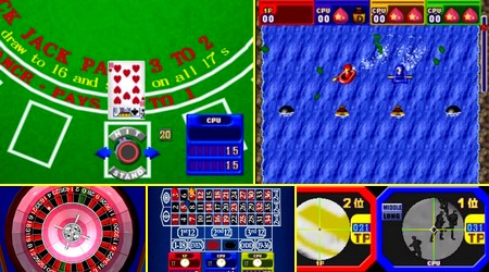 Youchien Gaiden Kareinaru Casino Club: Double Draw (J) - Download ISO ROM (Bin Cue PS1 PSX) | EmuGun.Com