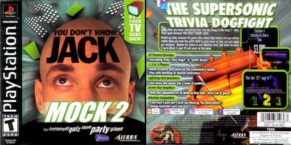 You Don't Know Jack: Mock 2 (NTSC-U Eng) - Download ISO ROM (Bin Cue PS1 PSX)