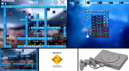 Yopaz IceStar (Eng Fr) - Download ISO ROM (Bin Cue PS1 PSX) | EmuGun Com