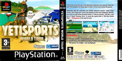 Yetisports World Tour (PAL EU Eng Fr Ger Ital Spa) - Download ISO