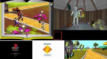 Yellow Brick Road (J) - Download ISO ROM (Bin Cue PS1 PSX) | EmuGun.Com