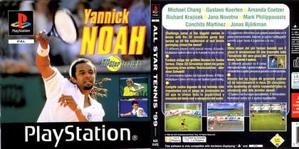 Yannick Noah All Star Tennis '99 (NTSC PAL EU Eng Fr Ger Ital Spa) - Download ISO ROM (Bin Cue PS1 PSX) | EmuGun.Com