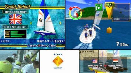 Yacht Racing Game 1999: Ore no Yatto: Ganbare Nippon Challenge (J) - Download ISO ROM (Bin Cue PS1 PSX) | EmuGun.Com