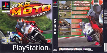 XS Moto (NTSC-U PAL EU Eng Fr Ger Ital Spa) - Download ISO ROM (Bin Cue PS1 PSX)