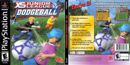 XS Junior League Dodgeball (NTSC-U Eng Jap) - Download ISO