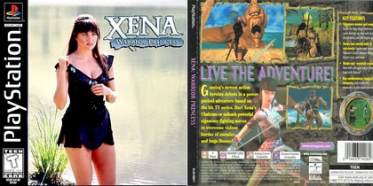 Xena: Warrior Princess (NTSC-U PAL EU Eng Fr Ger Spa) - Download ISO