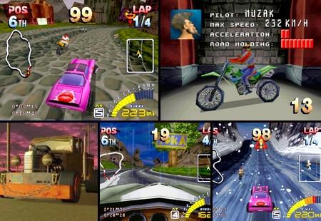 X.Racing (NTSC-J PAL EU Eng Jap) - Download ISO ROM (Bin Cue PS1 PSX)