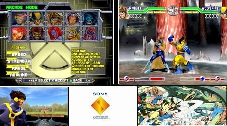X-Men: Mutant Academy - SuperLite 1500 Series (J) - Download ISO ROM (Bin Cue PS1 PSX)