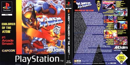 X-Men: Children of the Atom (NTSC-U PAL EU Eng) - Download ISO