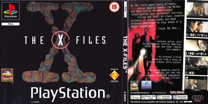The X-Files (NTSC-U PAL EU Eng Fr Ger Ita Spa) - Download ISO