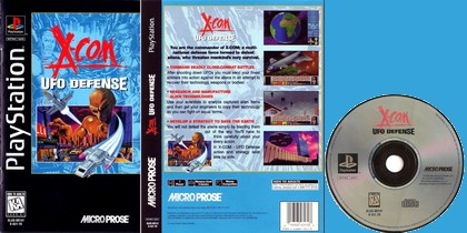 X-COM: UFO Defense (NTSC-U US Eng) - Download ISO