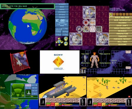 X-COM: Enemy Unknown (PAL EU Eng Fr Ger Ita Spa) - Download ISO ROM (Bin Cue PS1 PSX)