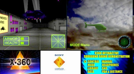X-360 Surrounding Your World With Sound (NTSC-U US Eng) - Download ISO ROM (Bin Cue PS1 PSX)