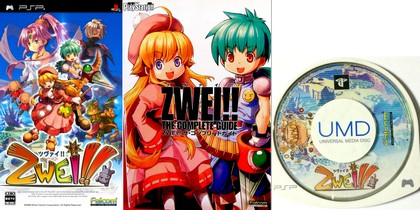 Zwei!! (J) - Download ISO ROM (PSP)