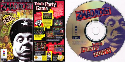 Zhadnost: The People's Party (US EU Eng) - Download ISO