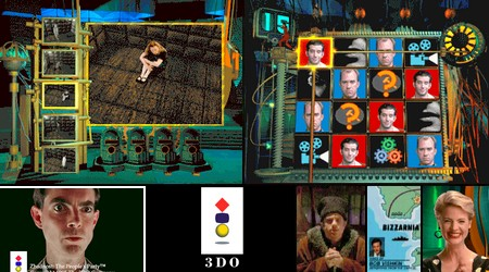Zhadnost: The People's Party (US EU Eng) - Download ISO ROM IMG (3DO)