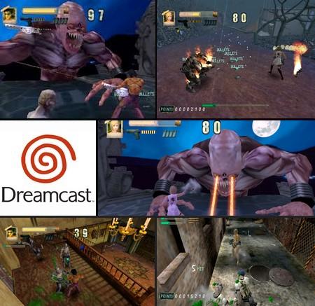 Zombie Revenge (NTSC-J US PAL EU Eng) - Download ISO ROM CDI GDI (Dreamcast)