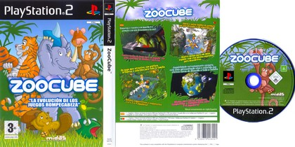 ZooCube (PAL EU Eng) - Download ISO ROM (PS2) | EmuGun.Com