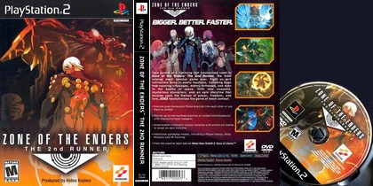 Zone of the Enders: The 2nd Runner (NTSC-U US Eng Jap PAL) - Download ISO