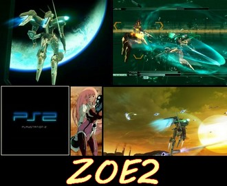 Zone of the Enders: The 2nd Runner (NTSC-U US Eng Jap PAL