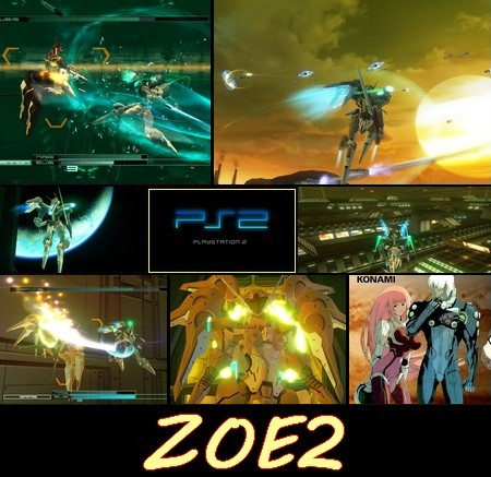 Z.O.E. 2 - Zone of the Enders 2 (NTSC-J Jap Korean Eng) - Download ISO ROM (PS2) | EmuGun.Com