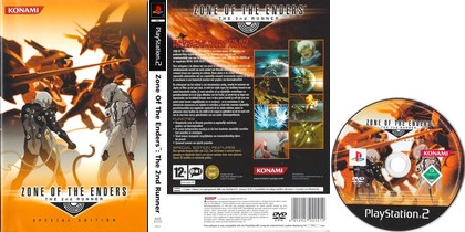 Z.O.E. 2 - Zone of the Enders 2 (NTSC-J Jap Korean Eng) - Download ISO