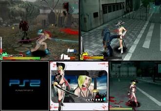 Zombie Zone 1 (PAL EU Eng) - Download ISO ROM Bin Cue (PS2