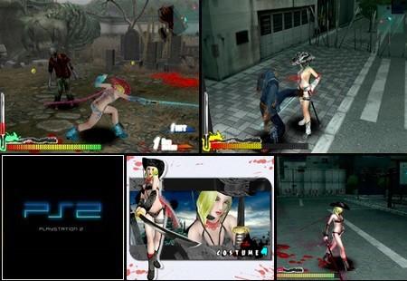 Zombie Zone 1 (PAL EU Eng) - Download ISO ROM Bin Cue (PS2) | EmuGun.Com