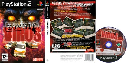 Zombie Virus (PAL EU Eng) - Download ISO ROM Bin Cue (PS2) | EmuGun.Com