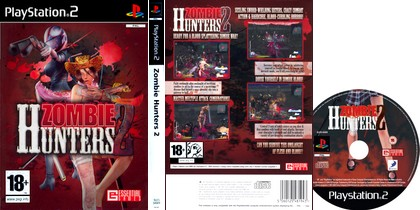 Zombie Hunters 2 (PAL EU Eng) - Download ISO