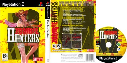 Zombie Hunters (PAL EU Eng) - Download ISO