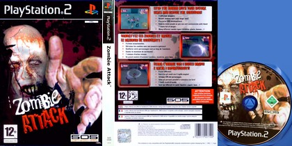 Zombie Attack (PAL EU Eng) - Download ISO ROM Bin Cue (PS2) | EmuGun.Com