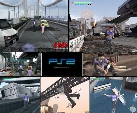 Zettai Zetsumei Toshi (J) - Download ISO ROM (PS2) | EmuGun.Com