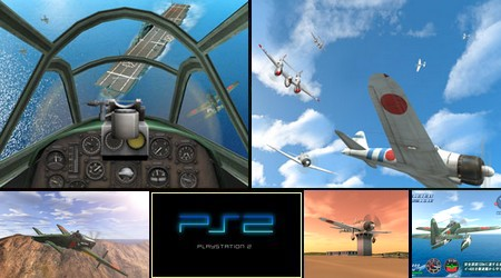 Zero Pilot: Zero (J) - Download ISO ROM (PS2) | EmuGun.Com