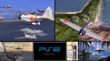 Zero Pilot: Kosora no Kiseki (J) - Download ISO ROM (PS2)   EmuGun.Com