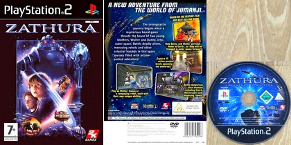 Zathura (NTSC-U PAL) - Download ISO ROM (PS2)