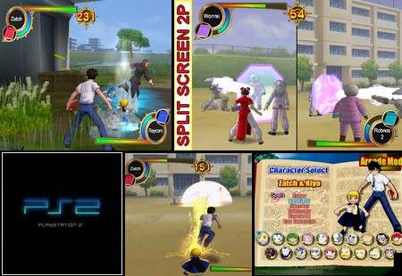 Zatch Bell! Mamodo Fury (NTSC-U US Eng) - Download ISO ROM (PS2) | EmuGun.Com