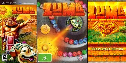 Zuma (NTSC-U PAL) - Download ISO ROM (PSP)