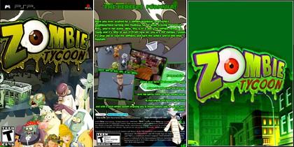Zombie Tycoon (NTSC-U PAL EU Eng Fr) - Download ISO