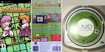 Zendoku (PAL EU AU Eng) - Download ISO (PSP)