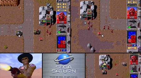 Z: The Bitmap Brothers (Sega Saturn) (PAL EU Eng) - Download ISO ROM Bin Cue | EmuGun.Com