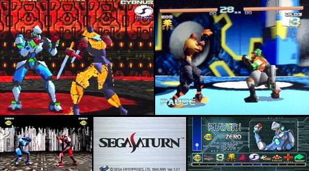 Zero Divide: The Final Conflict (J) - Download ISO ROM Bin Cue (Sega Saturn) | EmuGun.Com