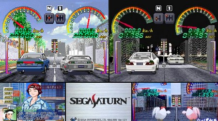 Zero 4 Champ: DooZy-J Type R (J) - Download ISO ROM Bin Cue (Sega Saturn) | EmuGun.Com