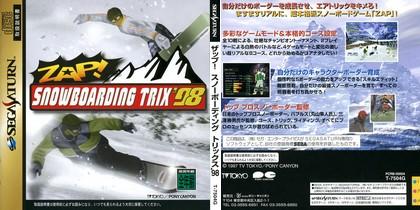 Zap! Snowboarding Trix '98 (J) (Eng) - Download ISO ROM Bin Cue (Sega Saturn) | EmuGun.Com