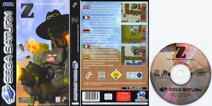 Z (Sega Saturn) (PAL EU Eng) - Download ISO ROM Bin Cue | EmuGun.Com