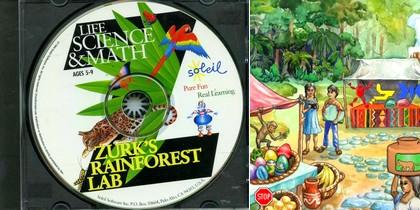 Zurk S Rainforest Lab Eng Fr Spa 1995 Download Iso